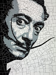 Salvador by David Arnott -  sized 24x32 inches. Available from Whitewall Galleries